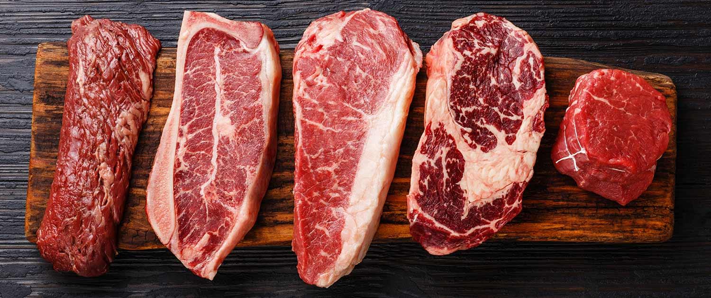 Bio Rindfleisch fein getrocknet von der Bio-Metzgerei Stocker aus München Hohenbrunn