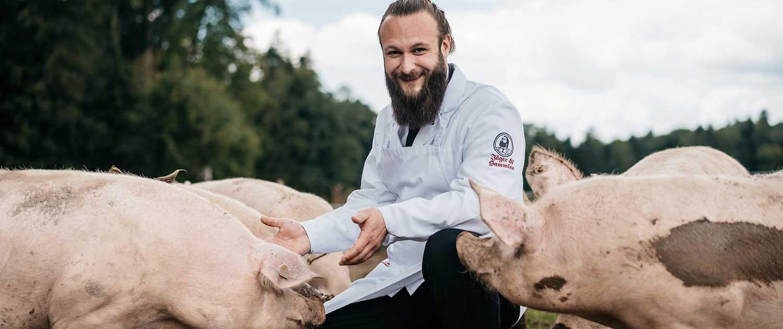 BIO Schweinefleisch - Metzgerei, Catering und Partyservice