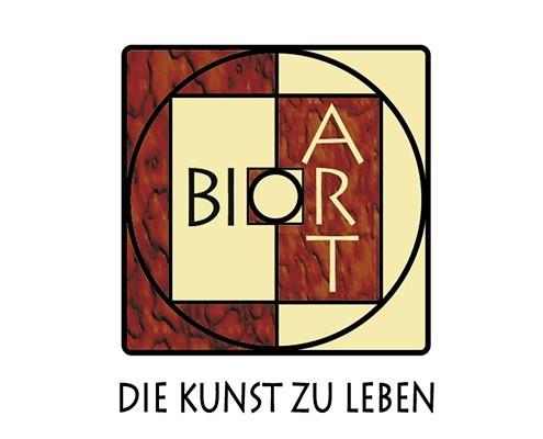 Logo Bioart - Die Kunst zu Leben
