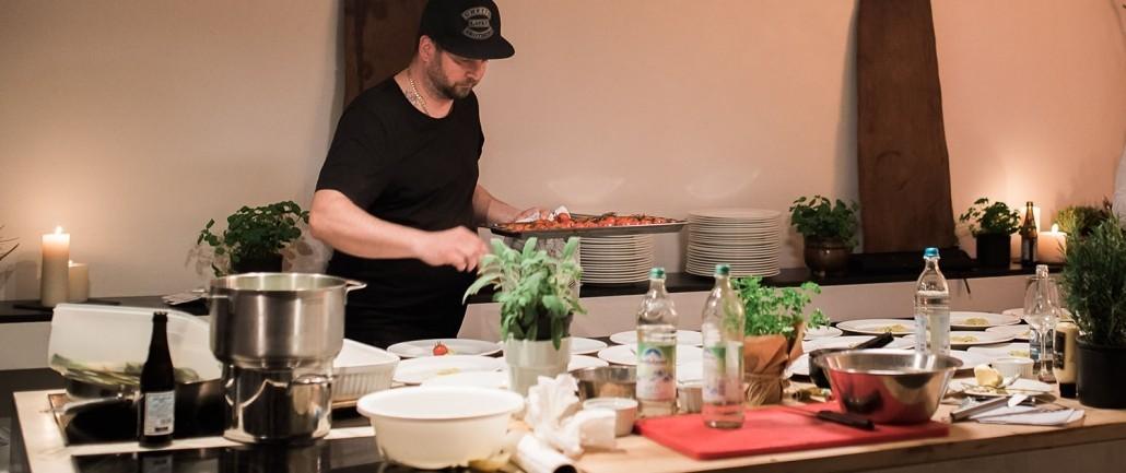 Messe Cateringservice München für Ihre Gäste und Standparty