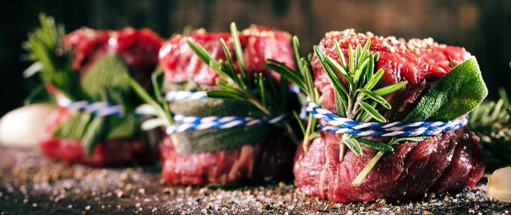 gutes und gesundes Rindfleisch vom Bio Metzger aus München