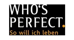 Cateringservice für das Unternehmen Who´s Perfect